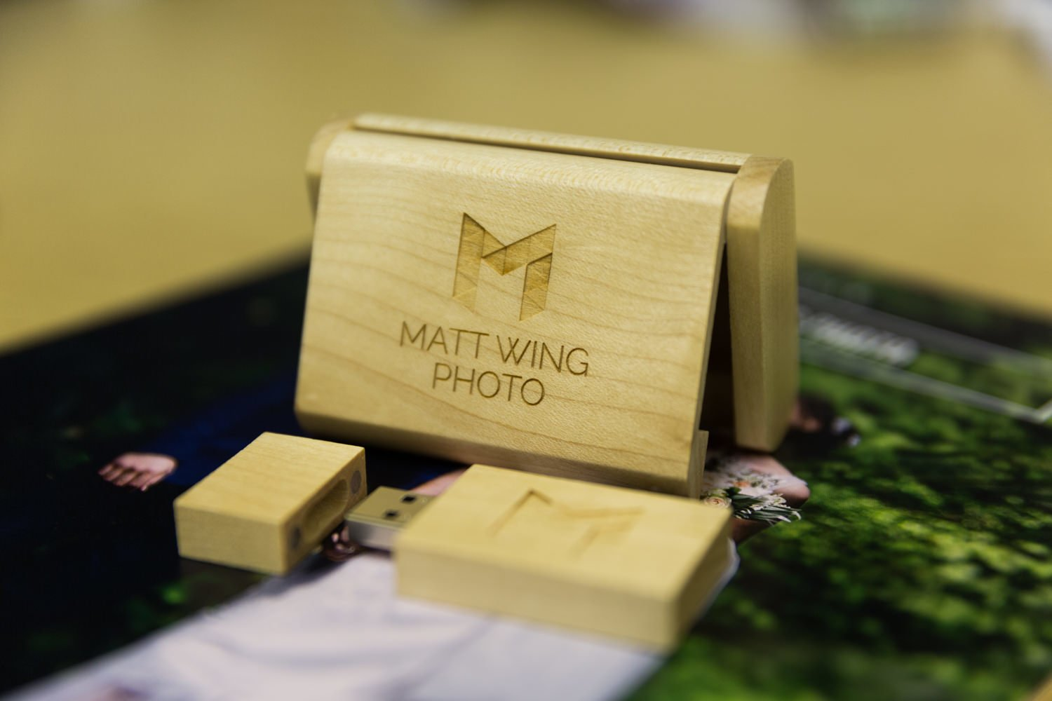 matt wing usb drive