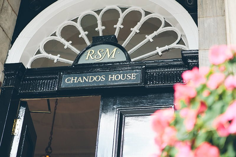 chandos house wedding photographer