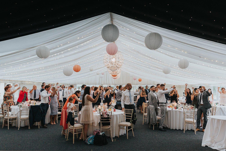 beautiful chippenham park wedding matt wing photo