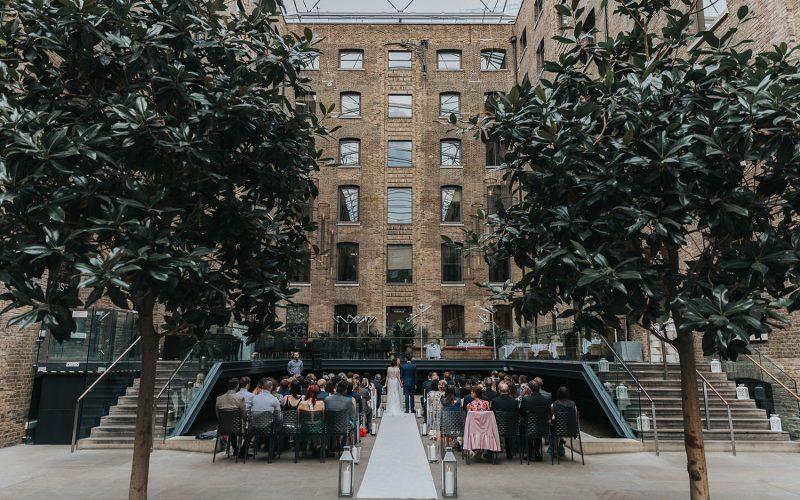 devonshire terrace wedding