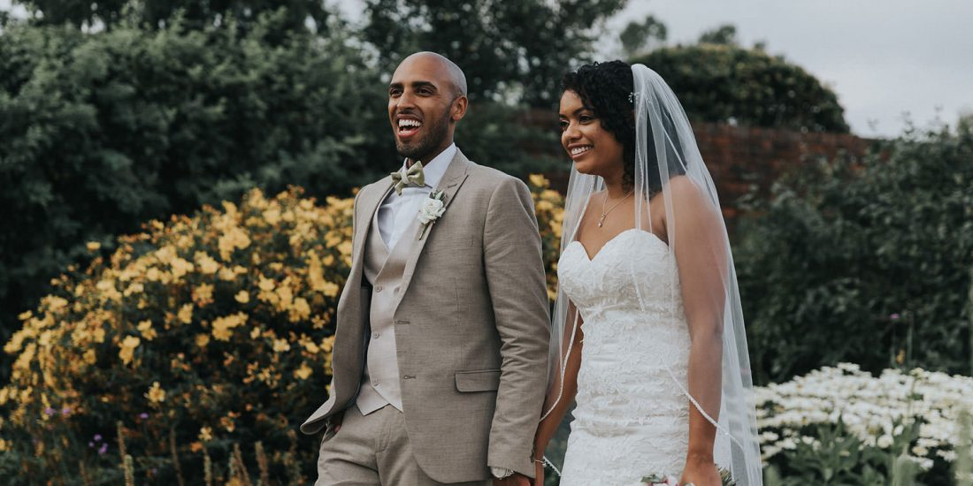 Gaynes Park Wedding Essex