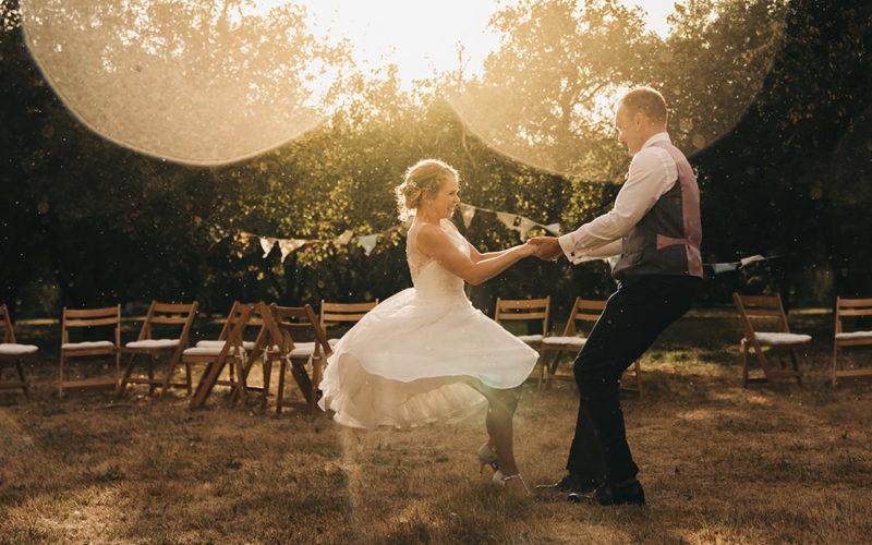 Cambridge Orchard Wedding