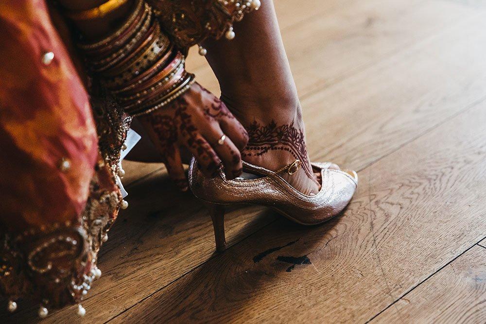 indian bridal preparation in essex