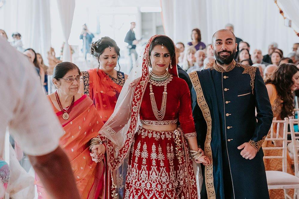 Braxted Park Indian Wedding | Matt Wing Photo | Essex