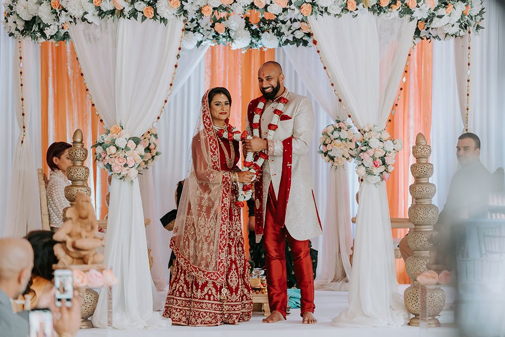 Braxted Park Indian Wedding by Matt Wing Photo