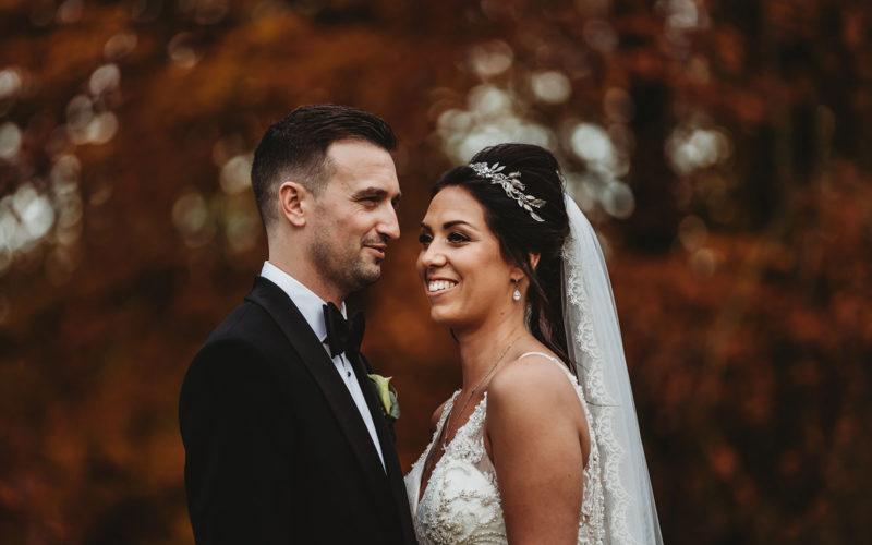 Swynford Manor Wedding / Angela and James / November 2018