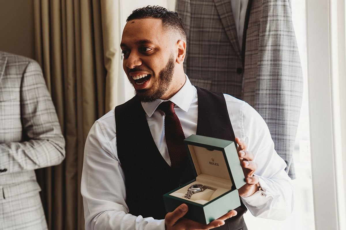 groom preparation tips gift
