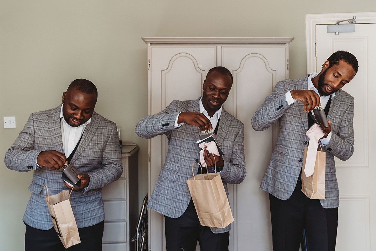 groom preparation tips gifts